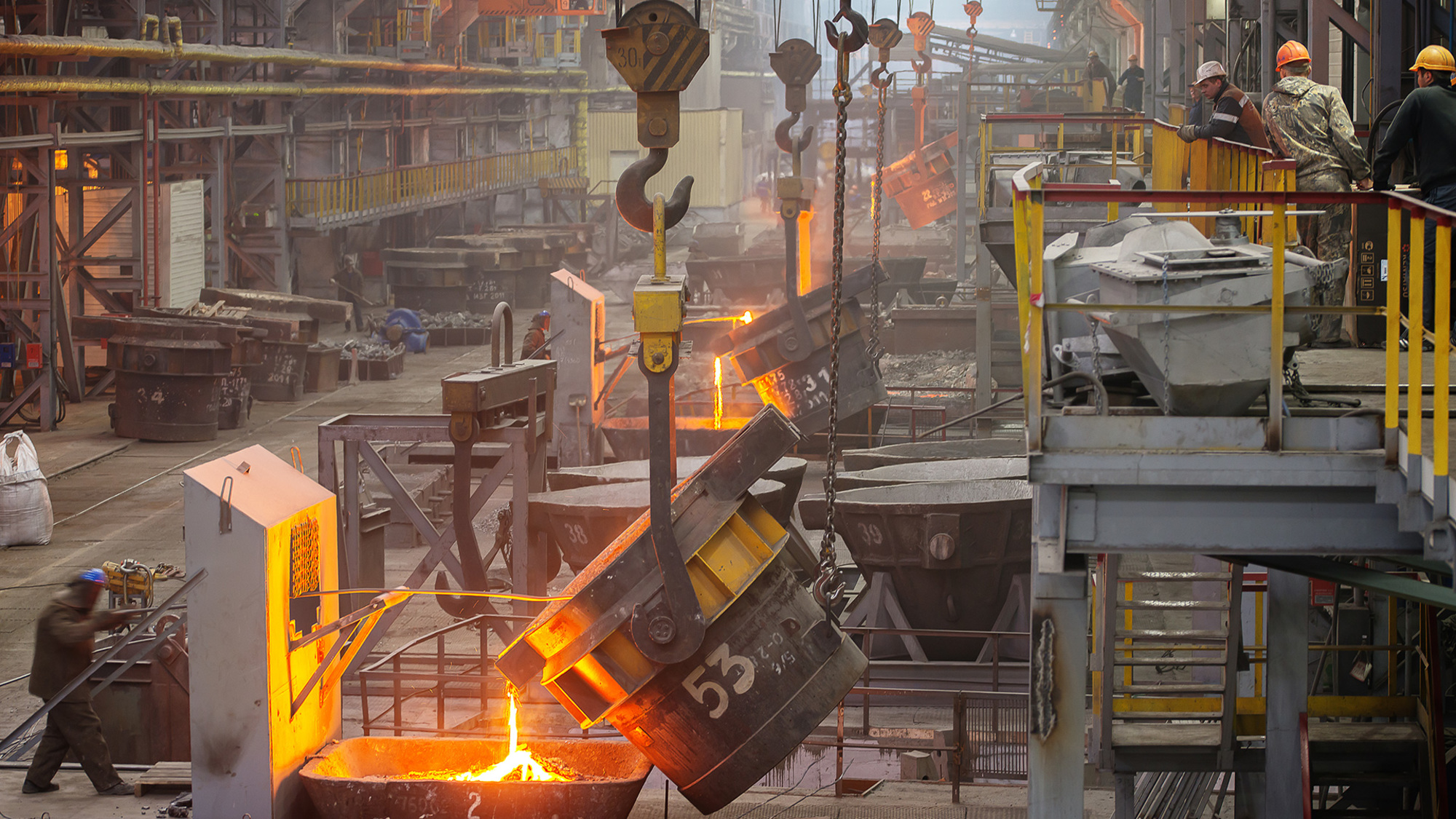 Header Heavy industry