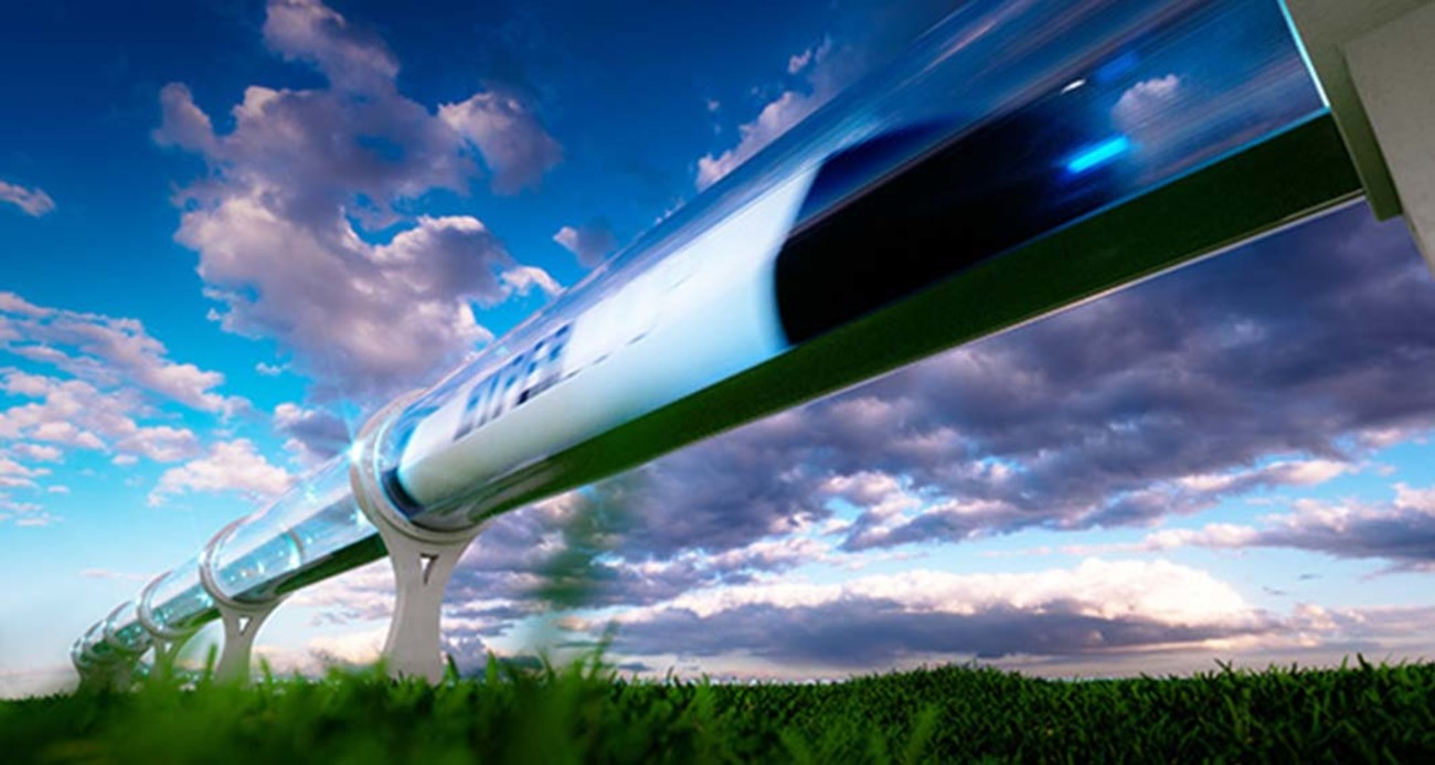 ERIKS official partner Delft University for Hyperloop