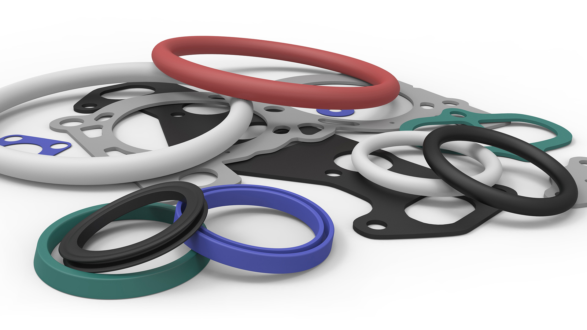 Basic Properties of Elastomers | O-Ring